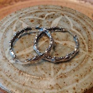 Jewelry - Vintage Sterling Silver Earrings
